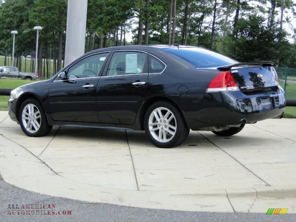 2012 chevrolet impala ltz in black photo 6 121672 all american automobiles buy american. Black Bedroom Furniture Sets. Home Design Ideas