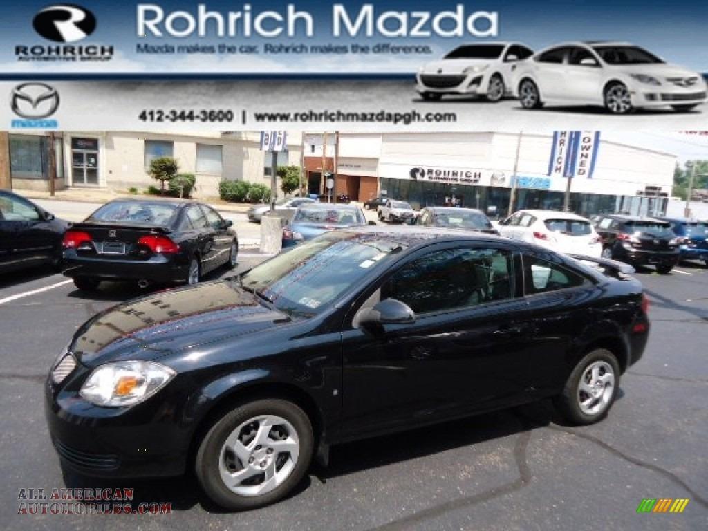 2008 Pontiac G5 In Black 133001 All American