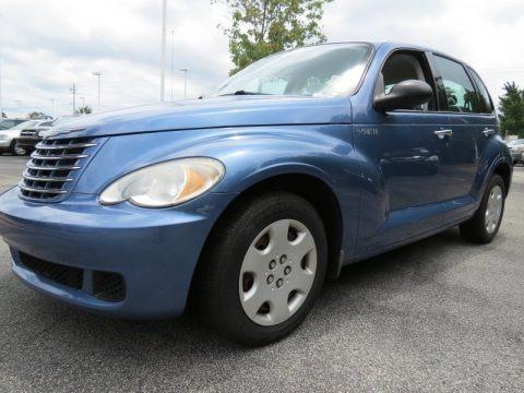 Marine Blue Pearl 2006 Chrysler PT Cruiser