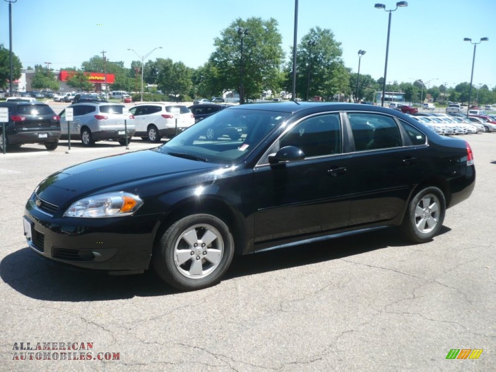 2011 chevrolet impala lt in black photo 2 118415 all american automobiles buy american. Black Bedroom Furniture Sets. Home Design Ideas