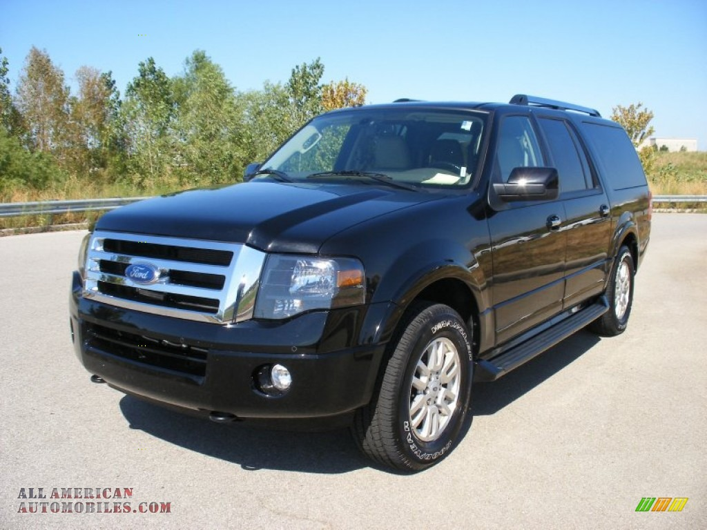 2012 ford expedition el limited 4x4 in black photo 5 f06399 all american automobiles buy. Black Bedroom Furniture Sets. Home Design Ideas