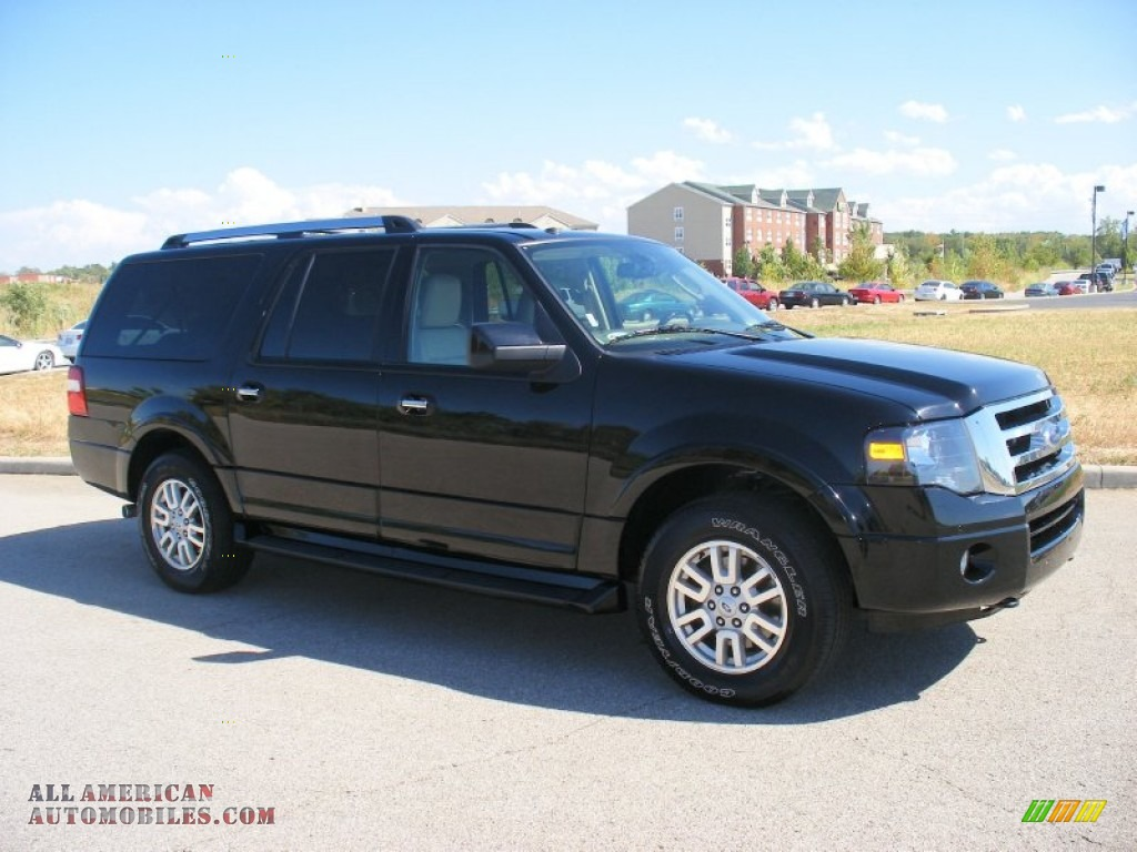 Jim Trenary Ford >> 2012 Ford Expedition EL Limited 4x4 in Black photo #8 - F06399   All American Automobiles - Buy ...