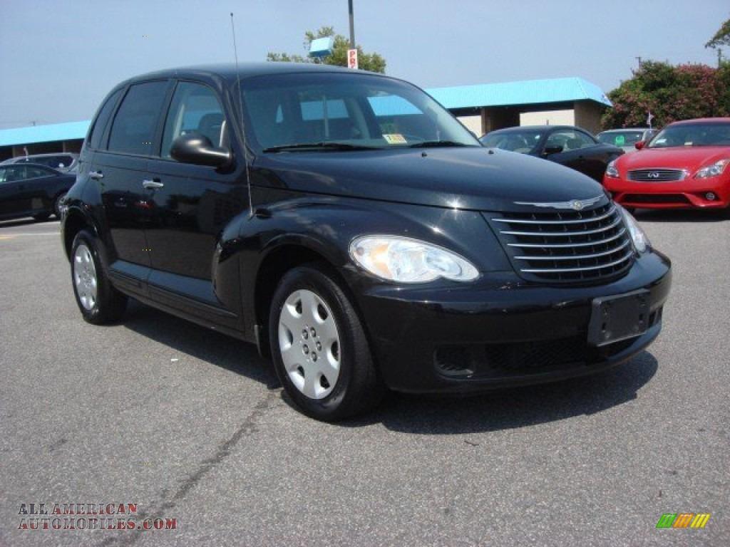 2007 Chrysler Pt Cruiser Touring In Black 583593 All