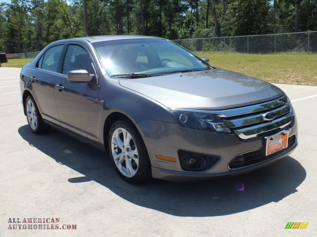 2012 ford fusion se in sterling grey metallic photo 7 125781 all american automobiles buy. Black Bedroom Furniture Sets. Home Design Ideas