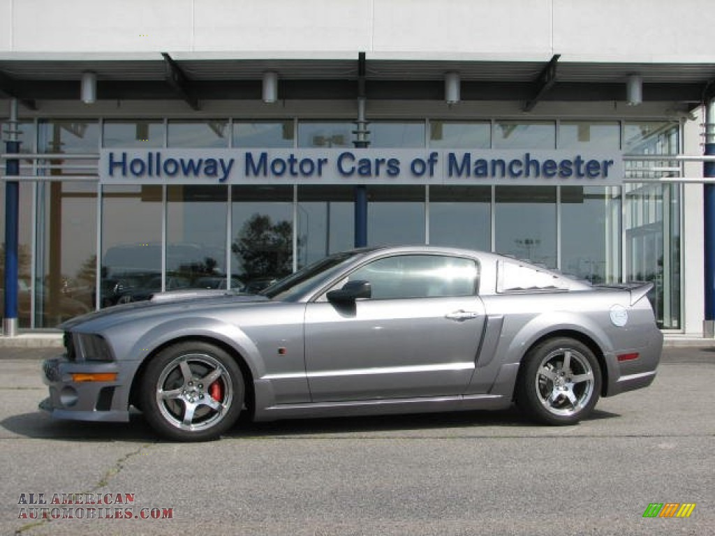 2007 Ford Mustang Roush Stage 3 Coupe In Tungsten Grey