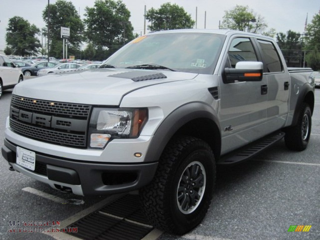 2011 ford f150 svt raptor supercrew 4x4 in ingot silver metallic photo 4 d19274 all. Black Bedroom Furniture Sets. Home Design Ideas