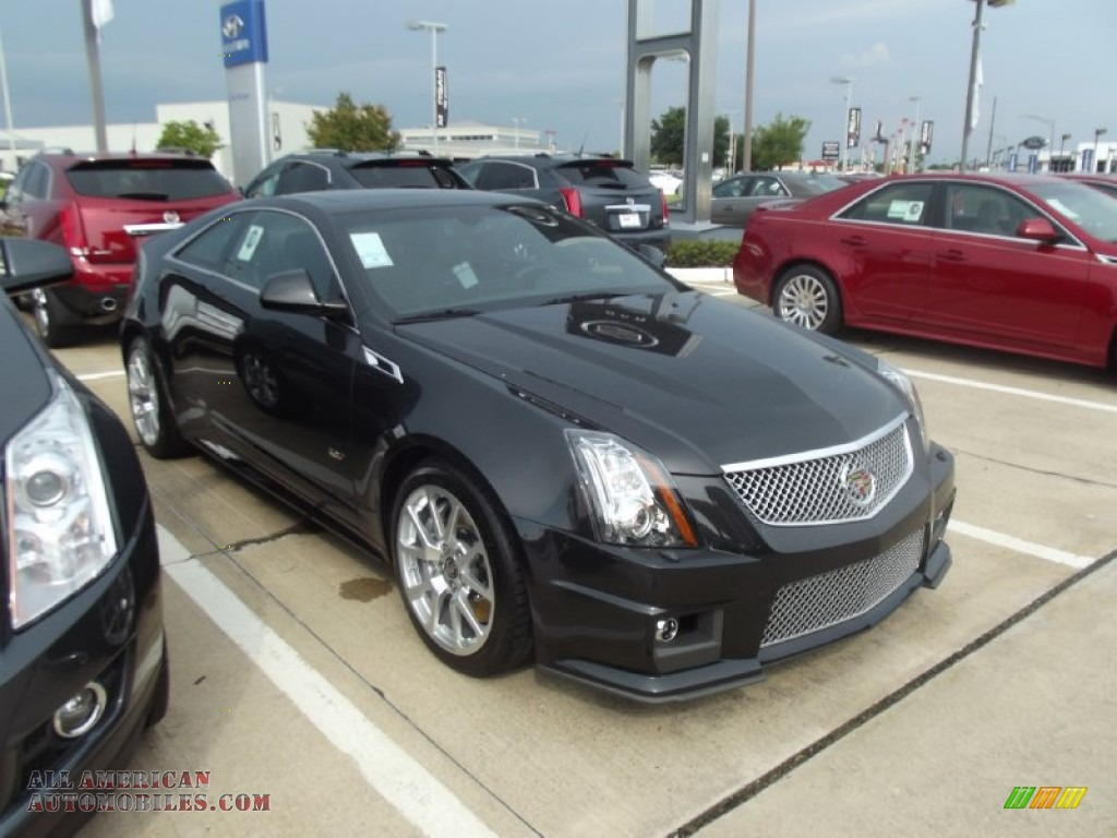2013 cadillac cts v coupe in black diamond tricoat photo 2 103094 all american automobiles. Black Bedroom Furniture Sets. Home Design Ideas