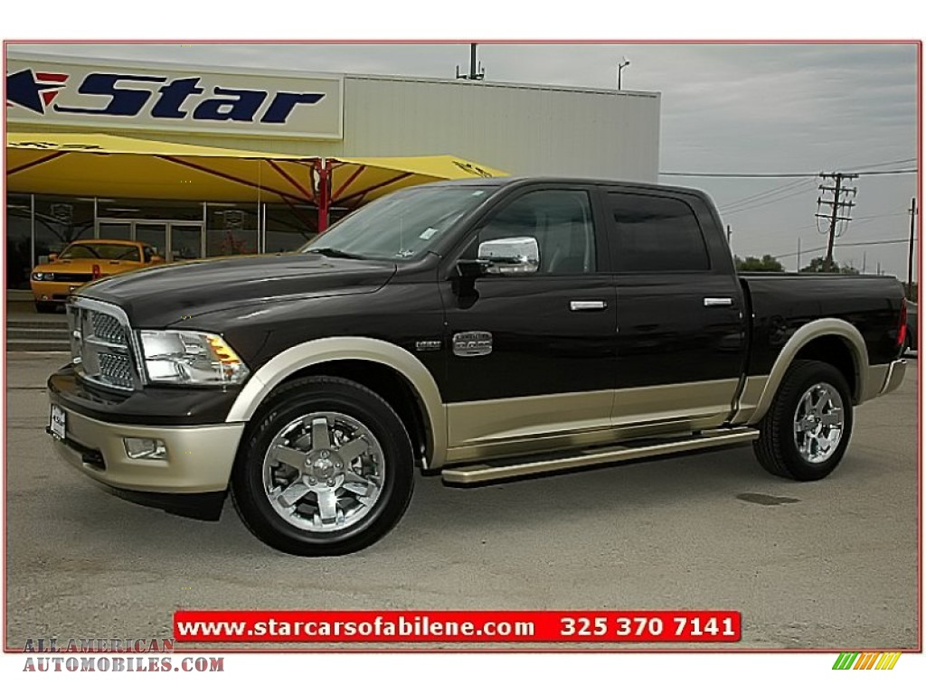 2011 dodge ram 1500 laramie longhorn crew cab 4x4 in rugged brown pearl photo 60 626123 all. Black Bedroom Furniture Sets. Home Design Ideas