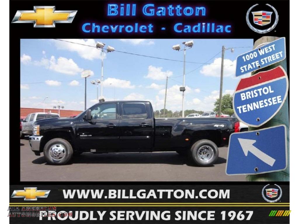 2013 chevrolet silverado 3500hd ltz crew cab 4x4 dually in for Bill gatton honda bristol tn