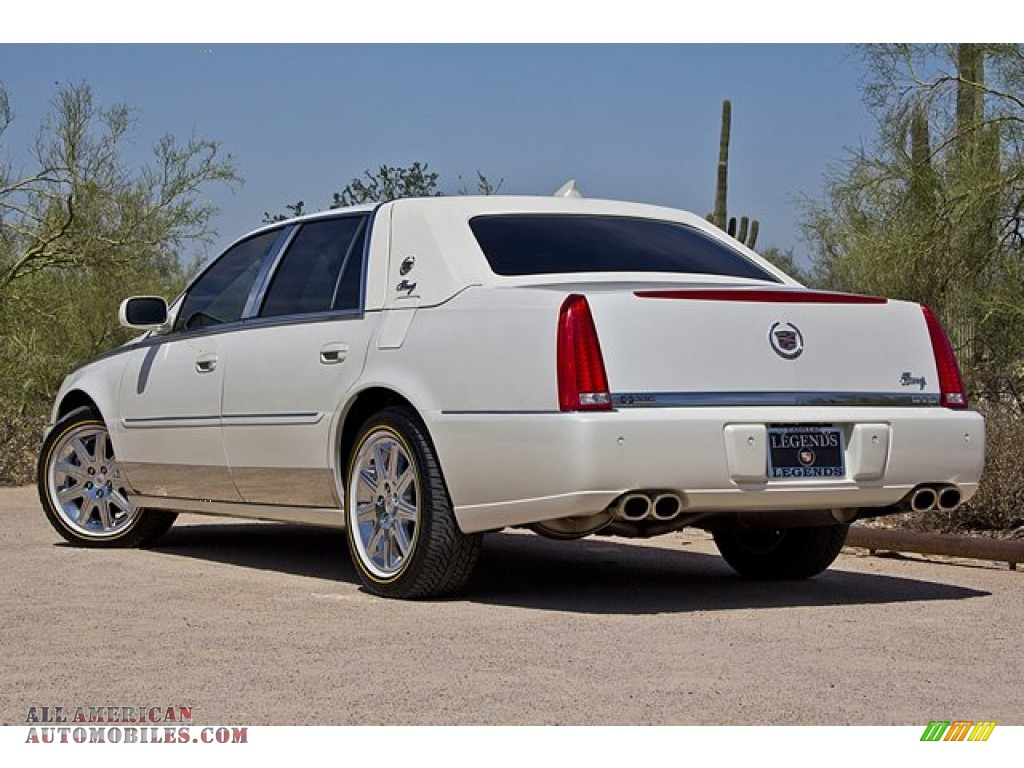 2010 cadillac dts biarritz edition in white diamond tri coat photo 11 134564 all american. Black Bedroom Furniture Sets. Home Design Ideas