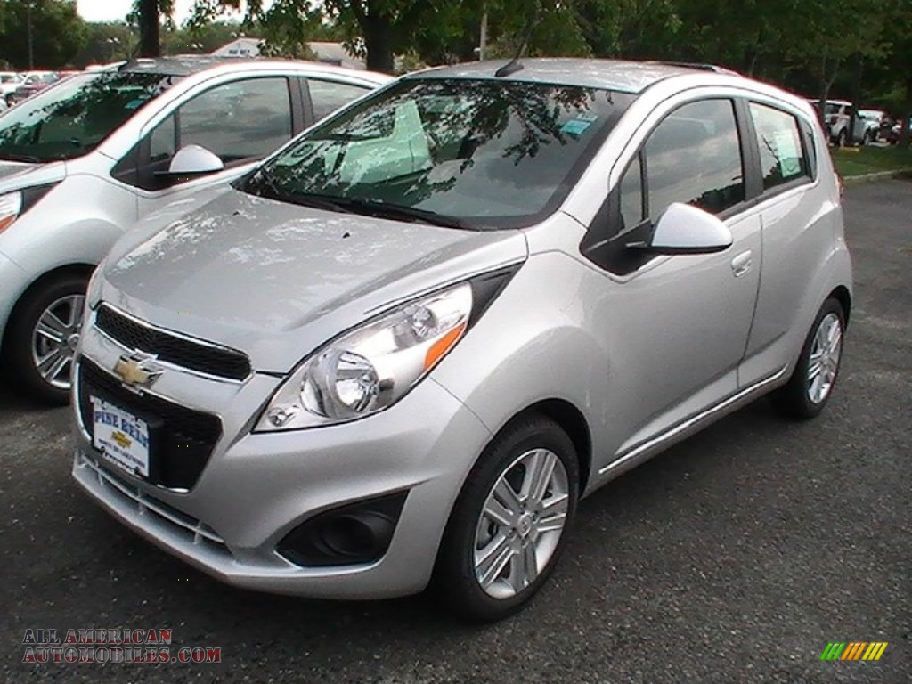 2013 chevrolet spark ls in silver ice photo 3 505105 all american automobiles buy. Black Bedroom Furniture Sets. Home Design Ideas