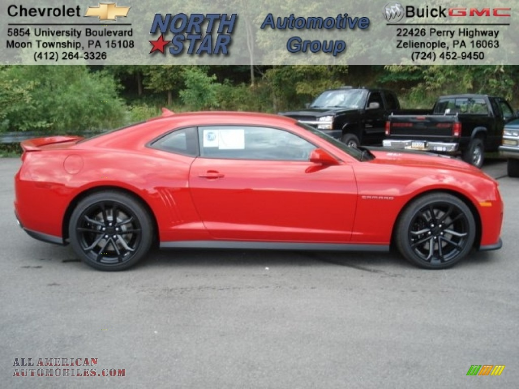 2013 chevrolet camaro zl1 in victory red 801051 all american. Cars Review. Best American Auto & Cars Review