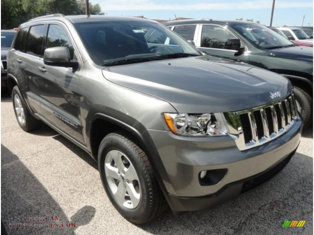 Ron Lewis Dodge >> 2013 Jeep Grand Cherokee Laredo X Package 4x4 in Mineral Gray Metallic - 548628 | All American ...