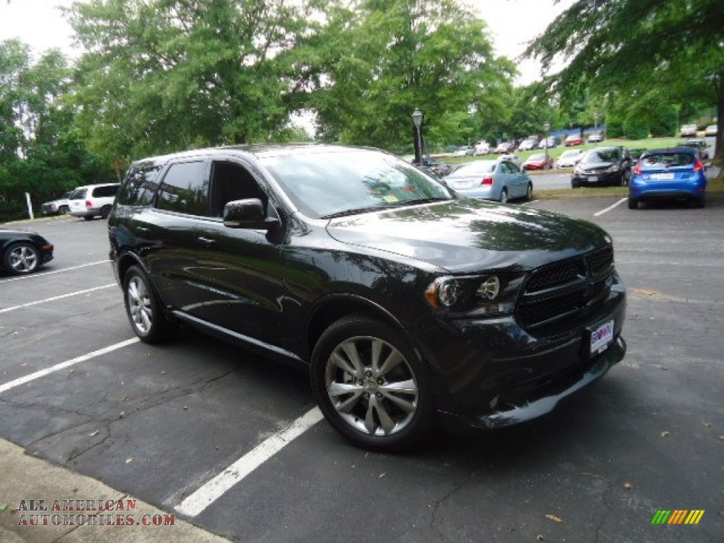 2012 dodge durango r t awd in brilliant black crystal pearl photo 12 322877 all american. Black Bedroom Furniture Sets. Home Design Ideas