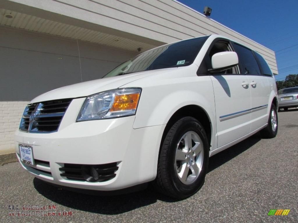 2009 dodge grand caravan sxt in stone white 584641 all american automobiles buy american. Black Bedroom Furniture Sets. Home Design Ideas