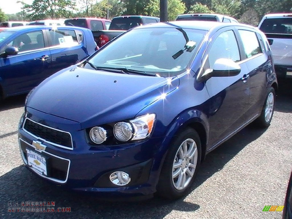 Blue Chevy Sonic Car Pictures Car Canyon