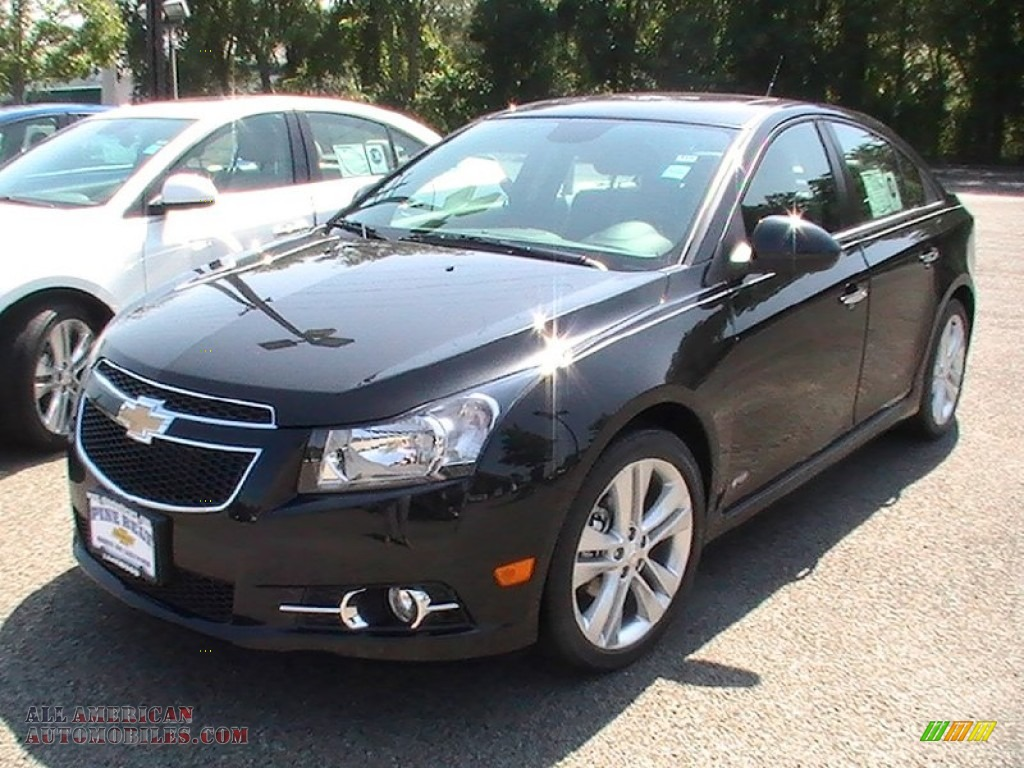 2013 chevrolet cruze ltz rs in black granite metallic 110980 all american automobiles buy. Black Bedroom Furniture Sets. Home Design Ideas