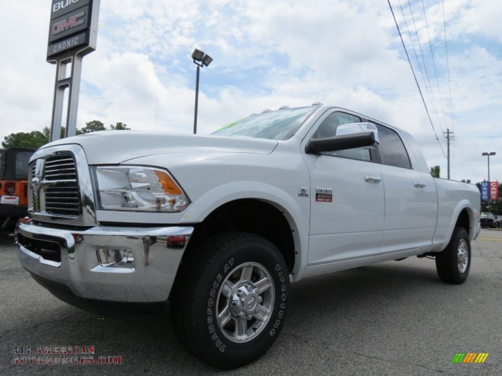 2012 dodge ram 2500 hd laramie longhorn mega cab 4x4 in. Black Bedroom Furniture Sets. Home Design Ideas
