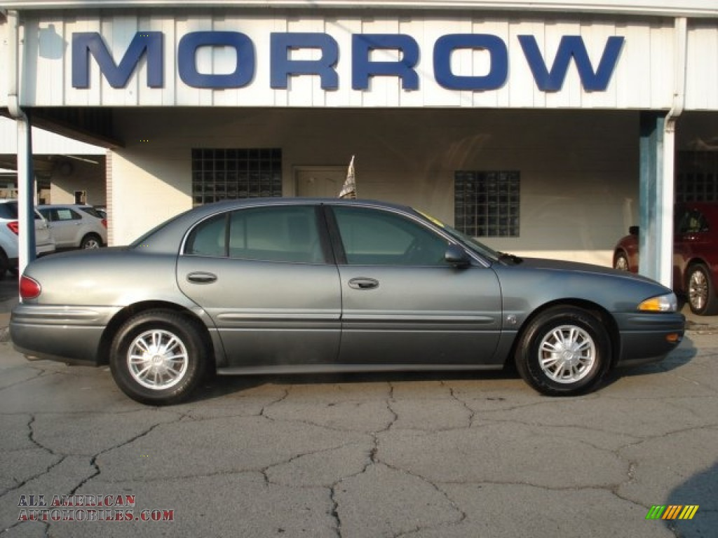 2005 buick lesabre limited in sagemist green metallic 226678 all american automobiles buy. Black Bedroom Furniture Sets. Home Design Ideas