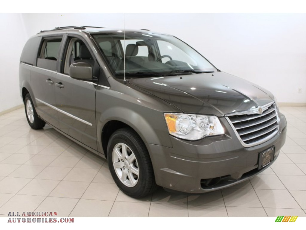 2010 chrysler town country touring in dark titanium metallic 271915 all american. Black Bedroom Furniture Sets. Home Design Ideas