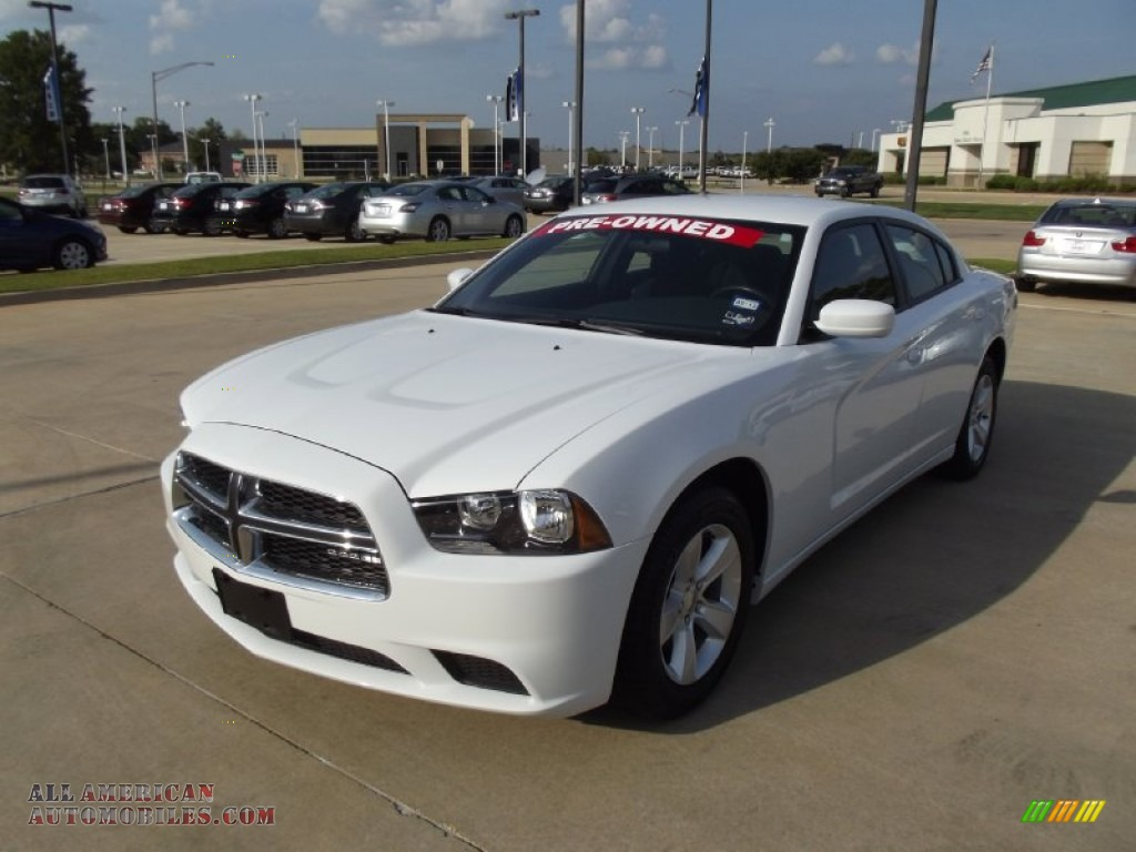 2011 dodge charger se in bright white 597432 all for Steve white motors inc