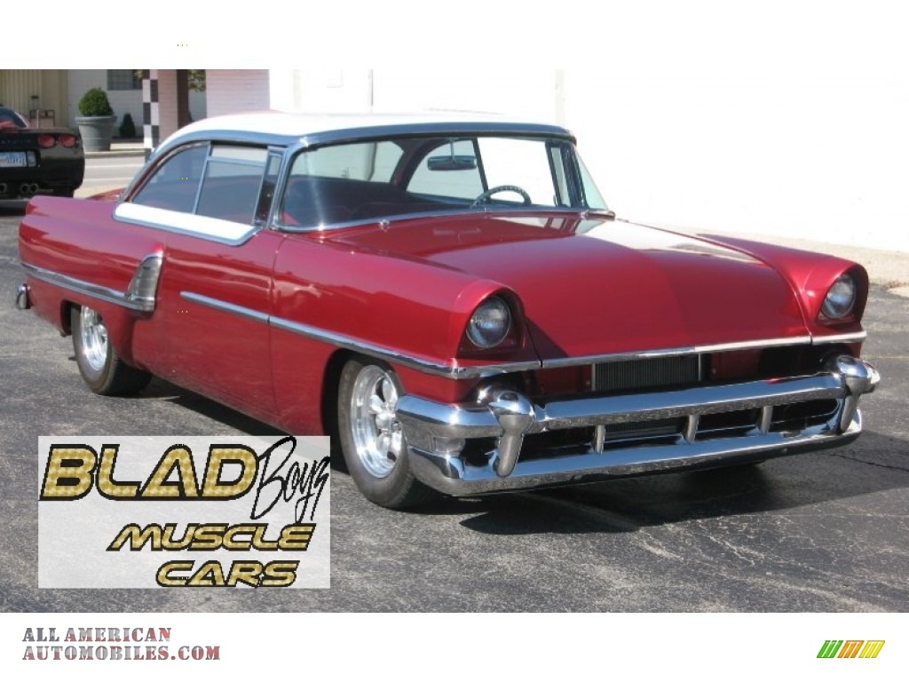 1955 Mercury Montclair 4 Door http://allamericanautomobiles.com/car/72204196.html