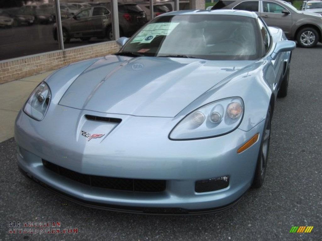 2012 Chevrolet Corvette Grand Sport Coupe In Carlisle Blue