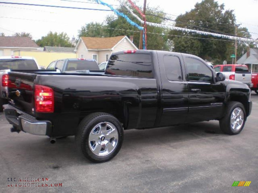 2010 chevrolet silverado 1500 ltz extended cab 4x4 in. Black Bedroom Furniture Sets. Home Design Ideas