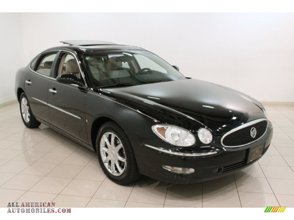 on 2007 Buick Lacrosse Cxl For Sale