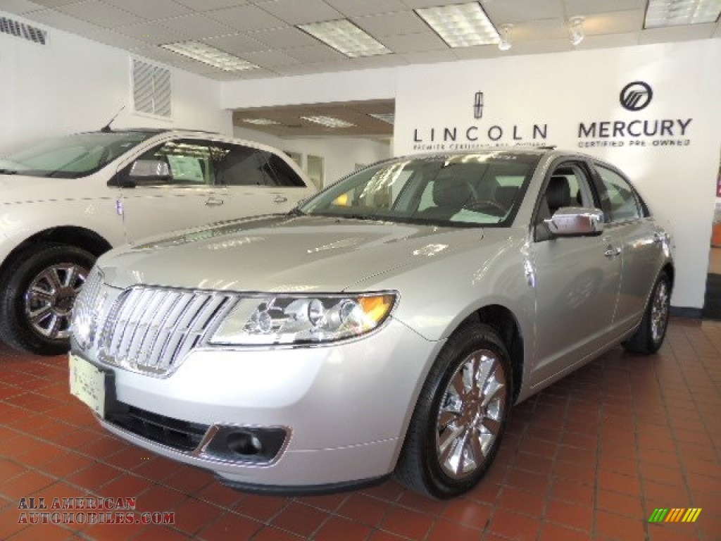 2012 lincoln mkz awd in ingot silver metallic 804350 all american automobiles buy american. Black Bedroom Furniture Sets. Home Design Ideas