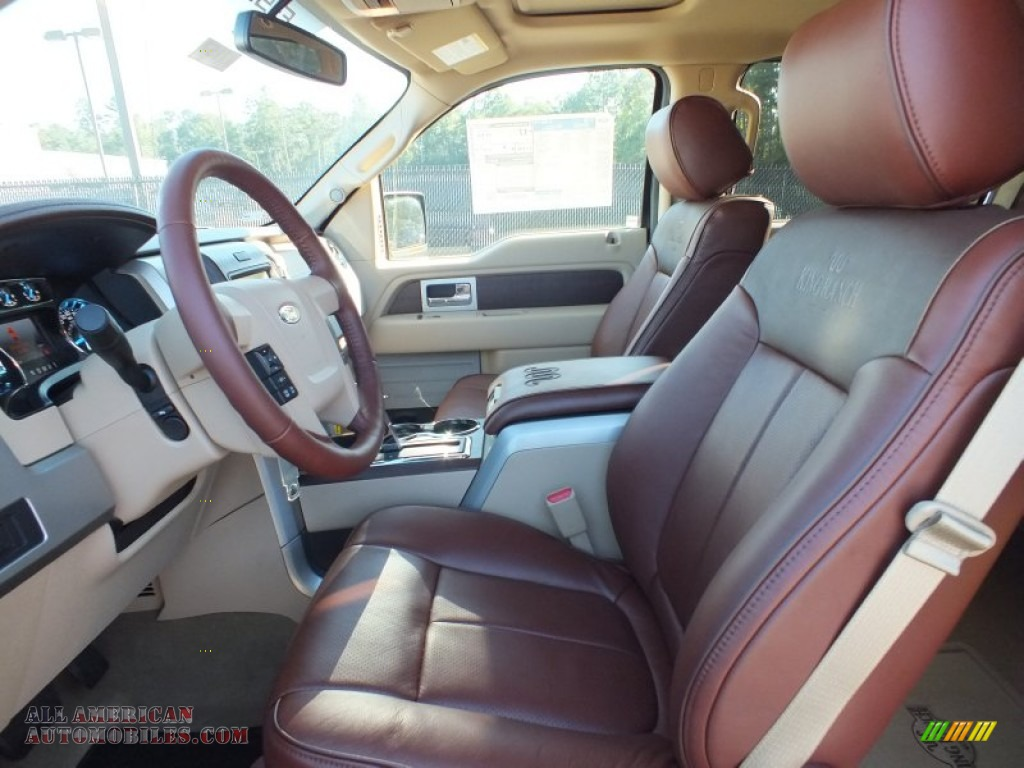 2013 ford f150 king ranch supercrew 4x4 in kodiak brown. Black Bedroom Furniture Sets. Home Design Ideas