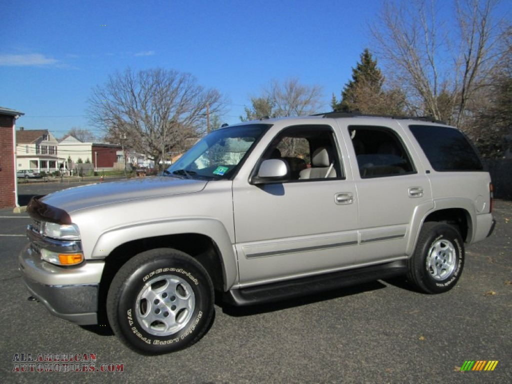 2004 chevrolet tahoe lt 4x4 in silver birch metallic. Black Bedroom Furniture Sets. Home Design Ideas