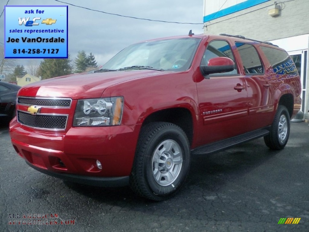 2014 Red Suburban For Sale | Autos Weblog