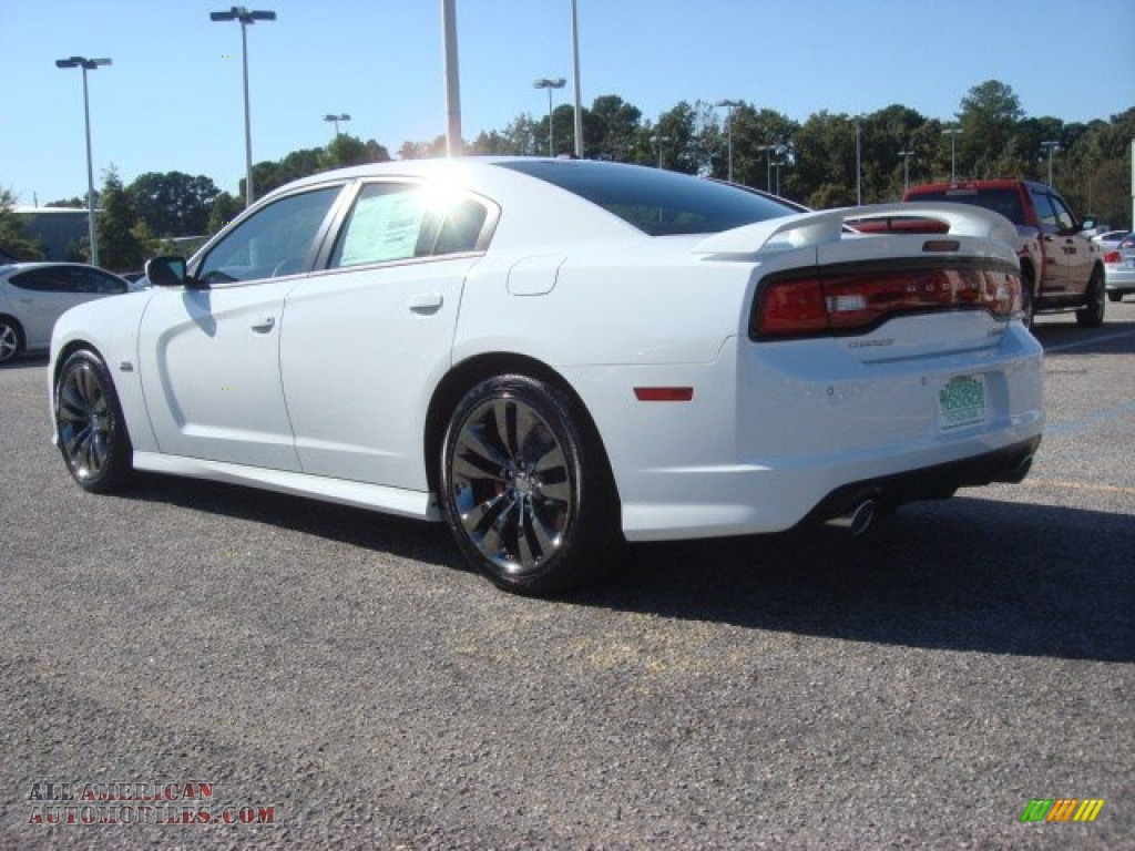 2013 dodge charger srt8 in bright white photo 3 558875 all american automobiles buy. Black Bedroom Furniture Sets. Home Design Ideas