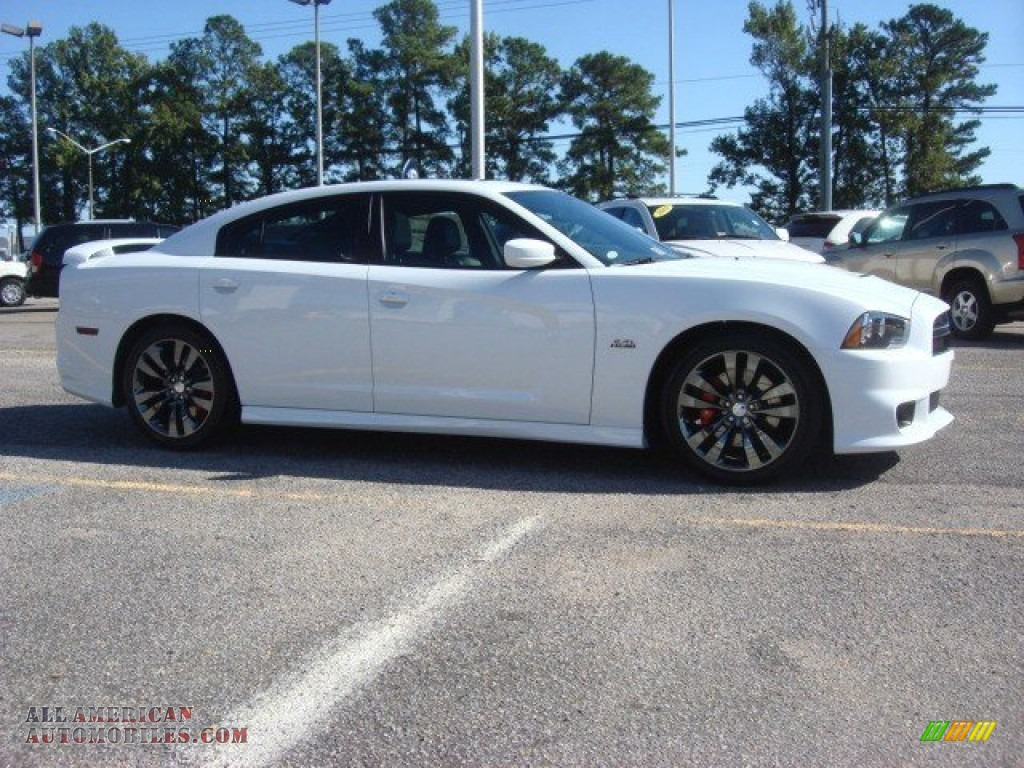 2013 dodge charger srt8 in bright white photo 5 558875 all american automobiles buy. Black Bedroom Furniture Sets. Home Design Ideas