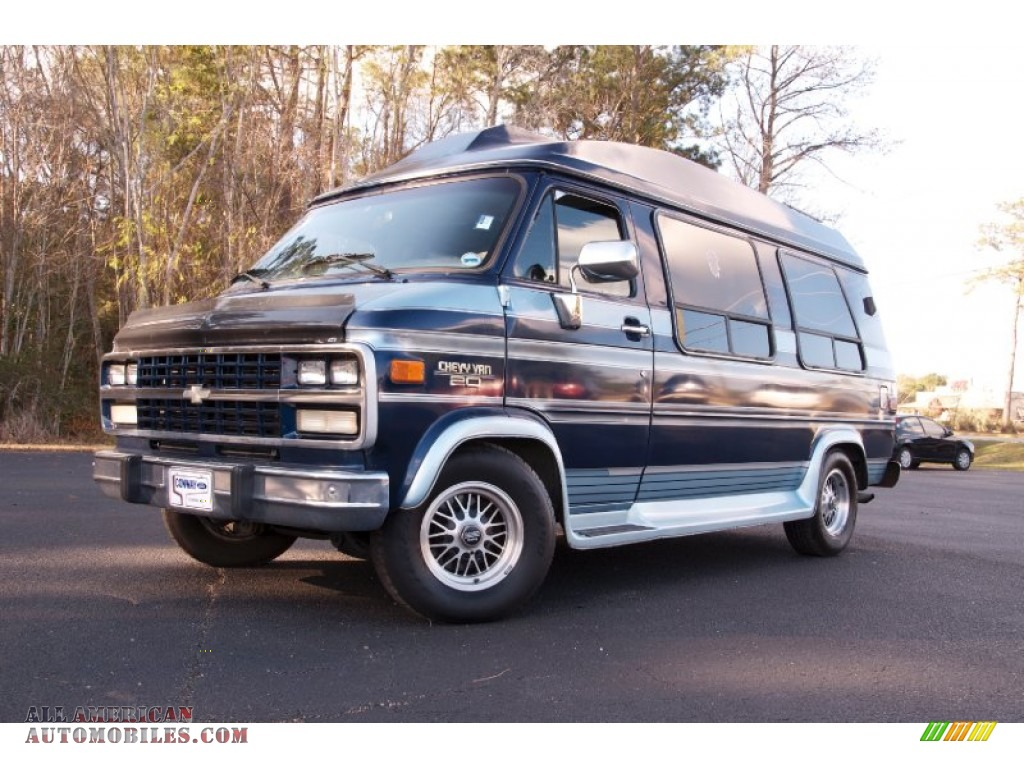 1995 chevrolet van g20 for sale in sacramento. Black Bedroom Furniture Sets. Home Design Ideas