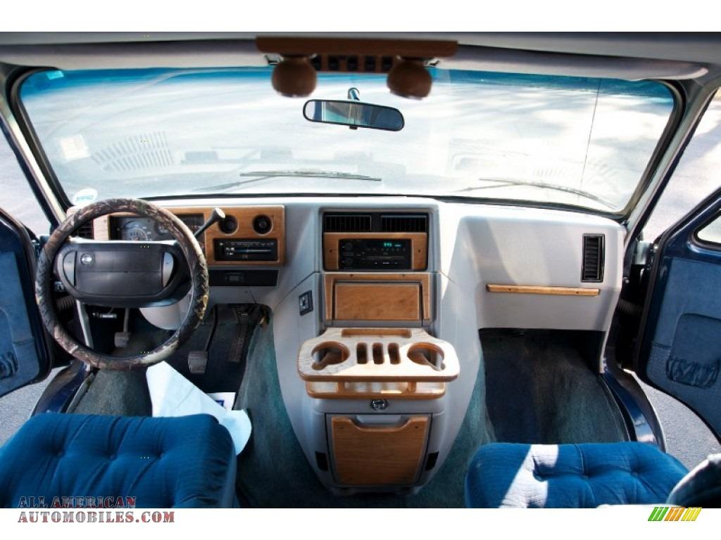 1994 Chevrolet Chevy Van G20 Passenger Conversion in ...