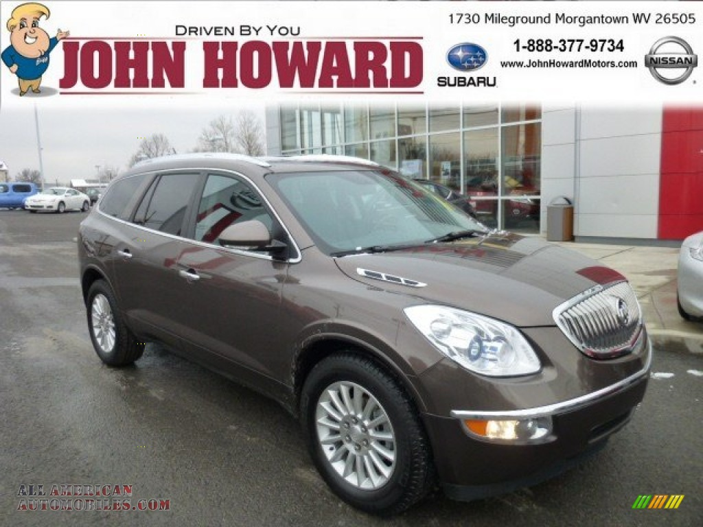 2011 buick enclave cxl awd in cocoa metallic 182823 for Mileground motors in morgantown wv