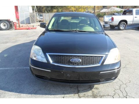 Black 2006 Ford Five Hundred SE