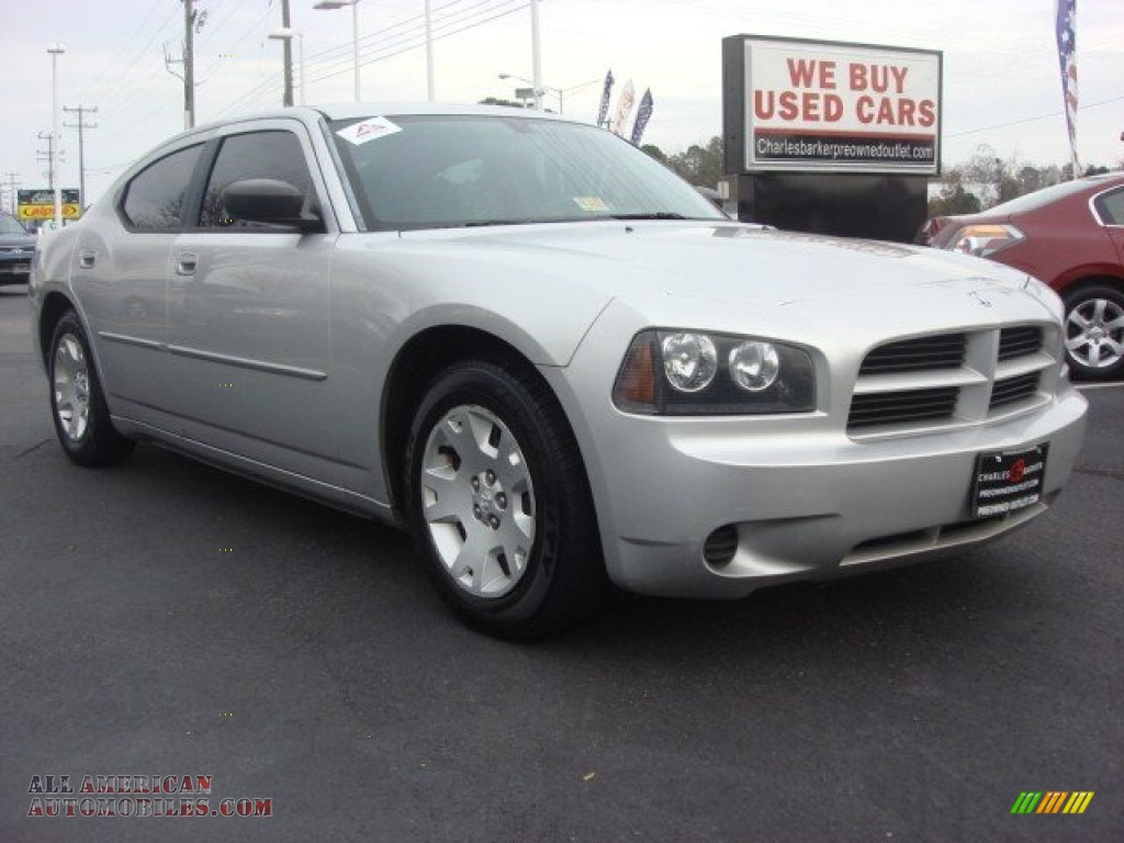 2006 dodge charger se in bright silver metallic 393629 for Steve white motors inc