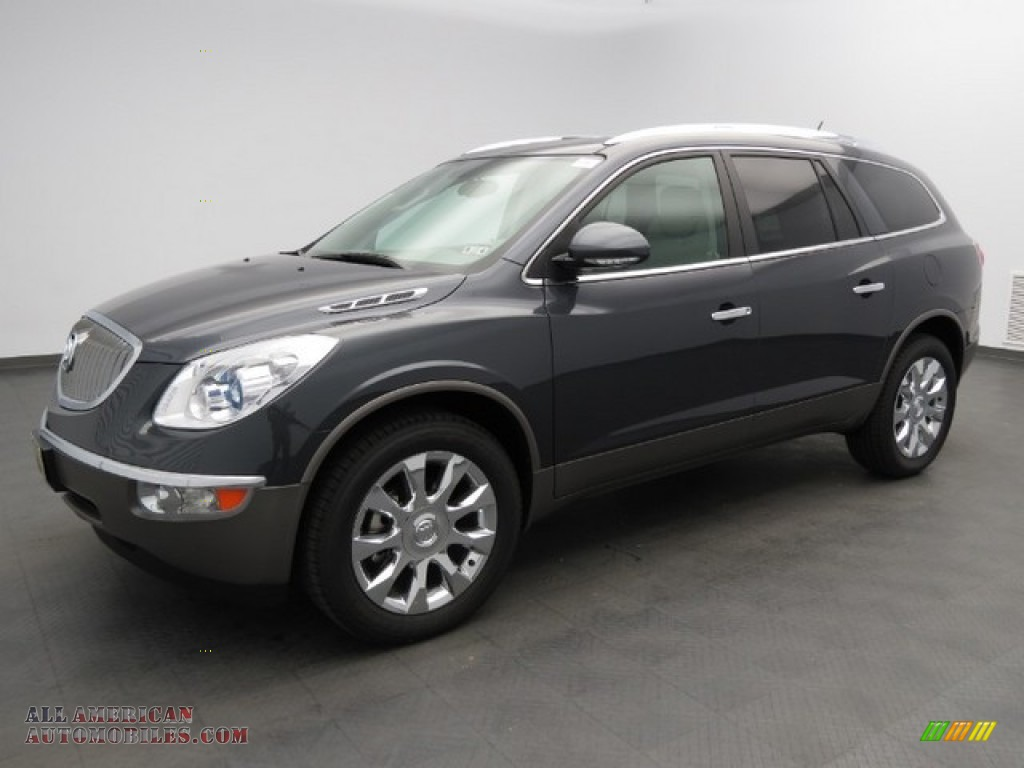 2012 Buick Enclave Fwd In Cyber Gray Metallic 399643