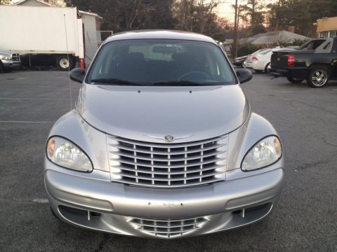 Bright Silver Metallic 2005 Chrysler PT Cruiser Touring