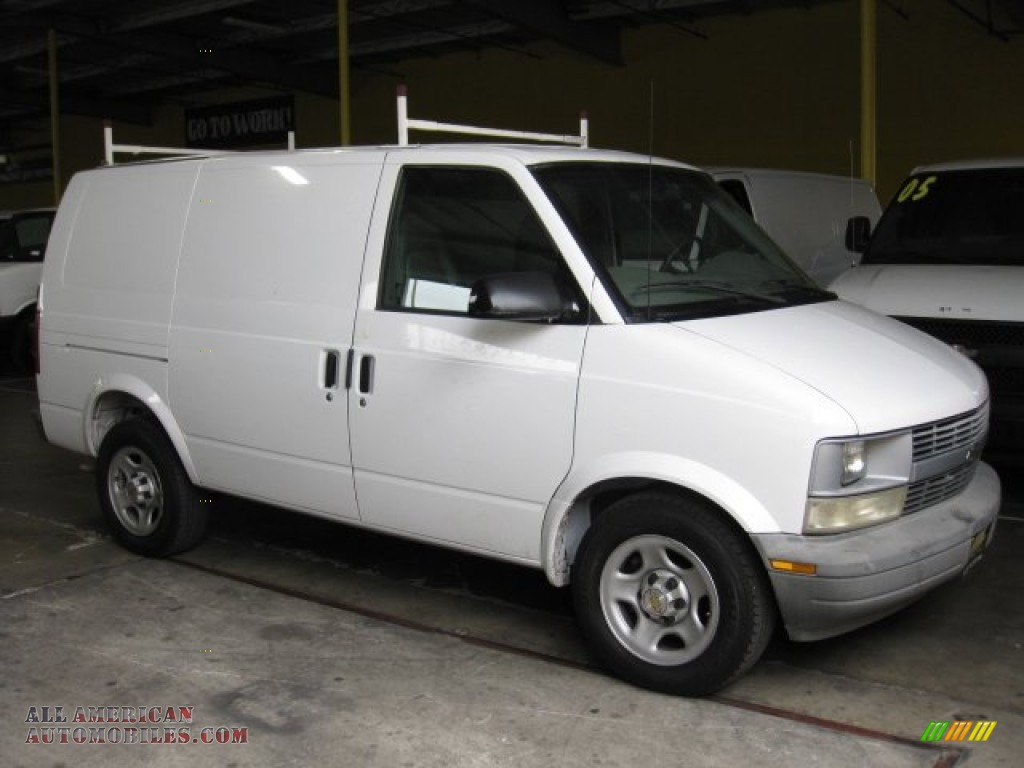 2005 chevrolet astro cargo van in summit white photo 6. Black Bedroom Furniture Sets. Home Design Ideas