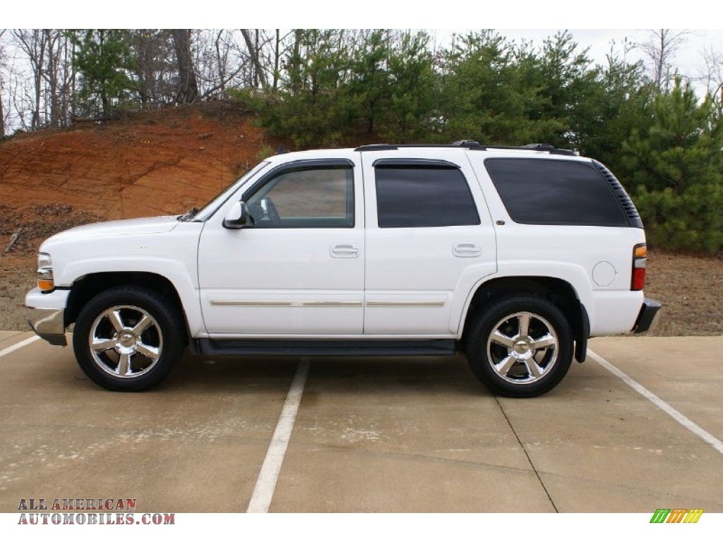 2006 chevrolet tahoe lt 4x4 in summit white photo 12 169463 all american automobiles buy. Black Bedroom Furniture Sets. Home Design Ideas