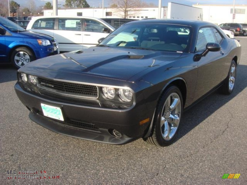 2013 dodge challenger sxt in granite crystal metallic 619511 all. Cars Review. Best American Auto & Cars Review