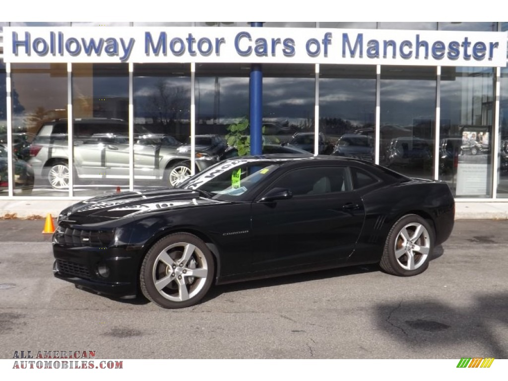 2011 Chevrolet Camaro Ss Coupe In Black 103359 All