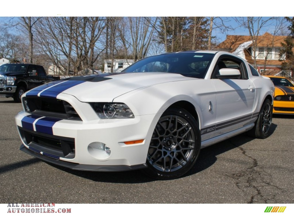 2013 mustang shelby gt500 svt performance package coupe performance - Ford Mustang 2013 White