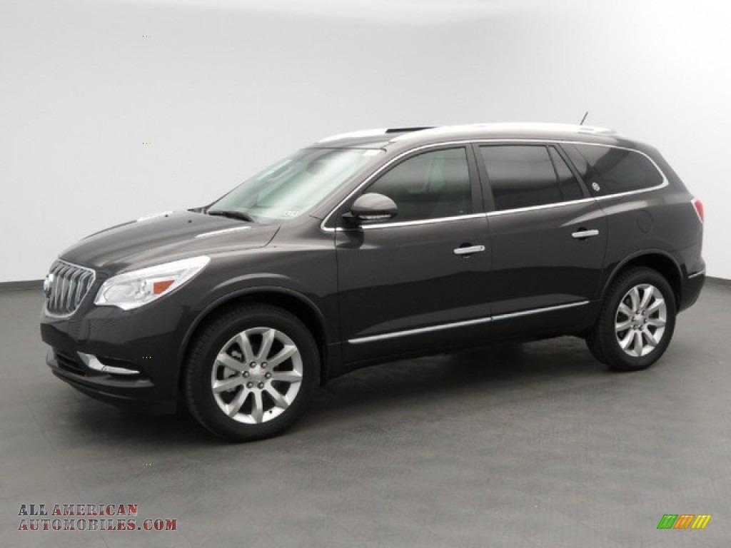 2013 Buick Enclave Premium In Iridium Metallic 169518