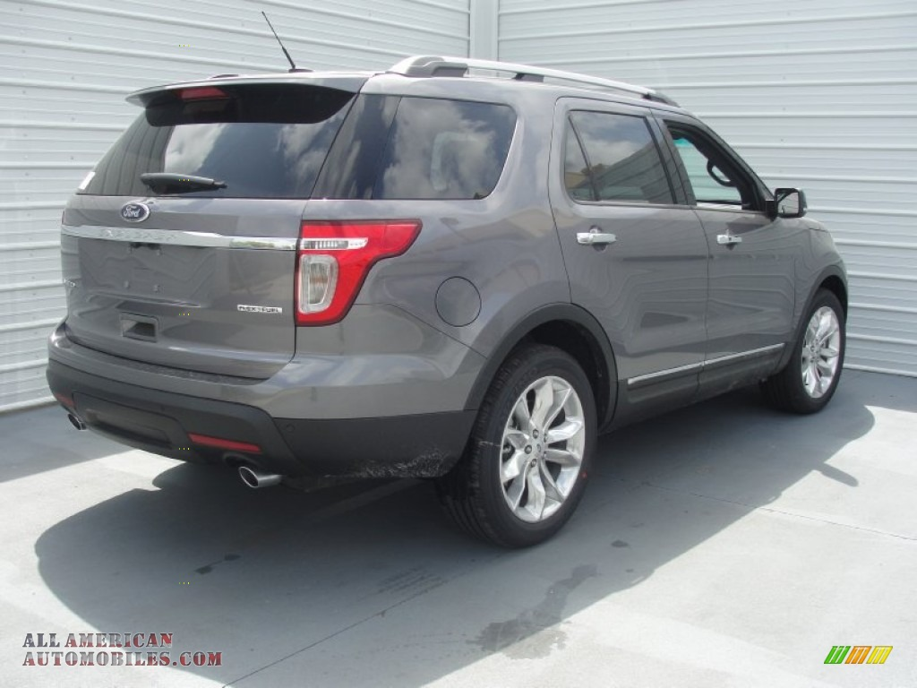 2013 ford explorer limited in sterling gray metallic photo 4 c39191 all american. Black Bedroom Furniture Sets. Home Design Ideas