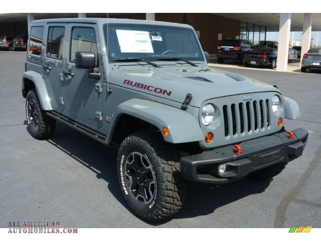 2013 Jeep Wrangler Unlimited Rubicon 10th Anniversary ...